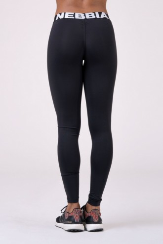 Leggings Squad Hero Scrunch Butt 528 - Fekete