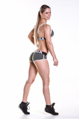 Sportmelltartó Fitness  267- Khaki