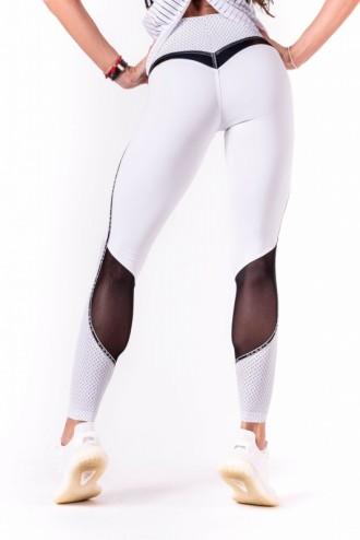 Leggings V-Butt 605 - Fehér