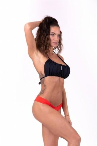 Bikini top 671 - Fekete