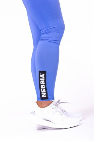 Leggings Scrunch butt sport 691 - Kék