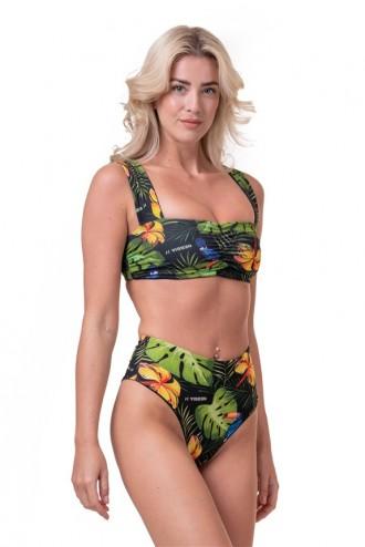 Bikini felső Earth Powered 556 - Zöld