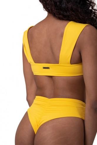 Bikini felső Miami Retro 553 - Sárga
