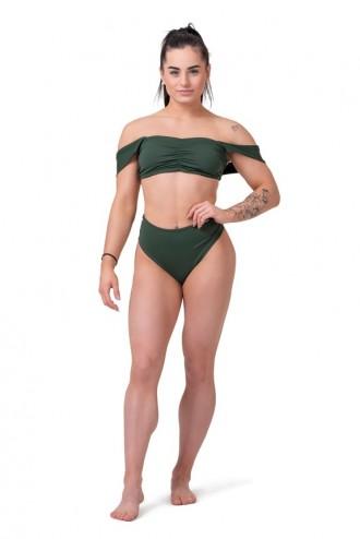 Bikini felső Miami Retro 553 - Sötétzöld