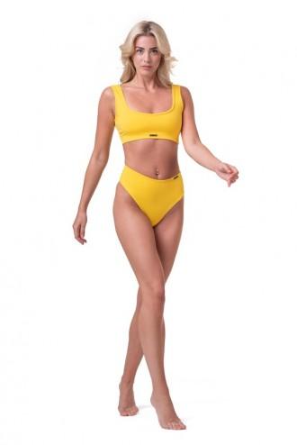 Bikini felső Miami Sporty 554 - Sárga