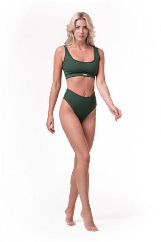 Bikini felső Miami Sporty 554 - Sötétzöld