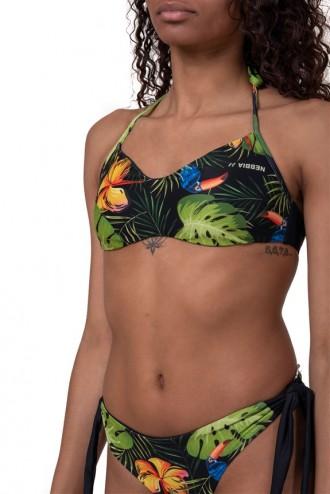 Brasil Bikini alsó Earth Powered 557 - Zöld