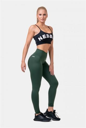 Leggings Classic HERO magasított derékkal 570 - Dark green