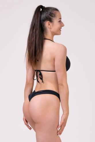 Triangle bikini top 631 Felső rész - Fekete