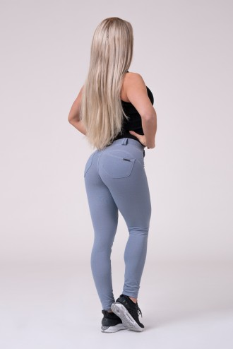 Leggings Bubble Butt Dreamy Edition 537 - Világoskék