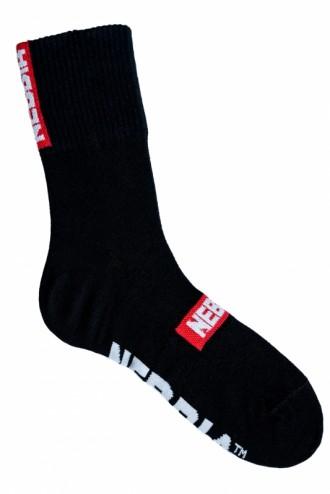 EXTRA MILE crew zokni - Fekete
