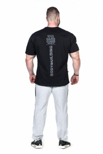 Póló hardcore  391 black