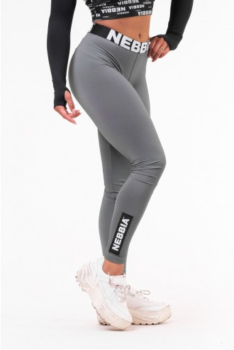 Leggings Scrunch butt sport 691 - Sötétszürke