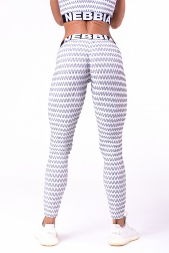 Leggings Boho Style 3D pattern 658