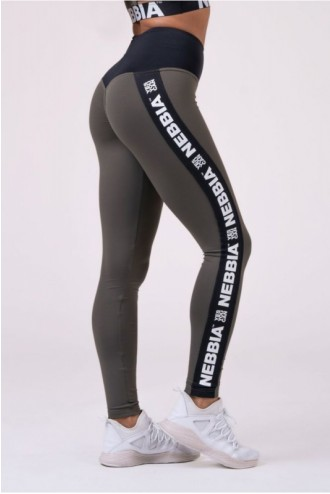 Leggings Power Your Hero 531 - Safari