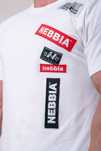 Póló Labels 171 - Fehér