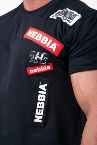 Póló Labels 171 - Fekete