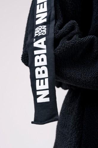 Crop top melegítő felső Rebel Hero 520 - Fekete