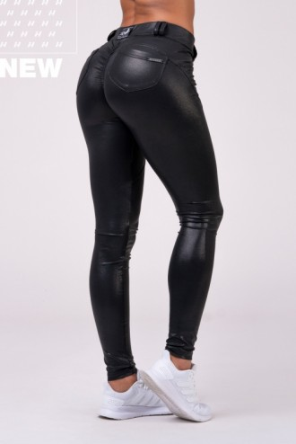 Leggings Squat Proof Bubble Butt  539