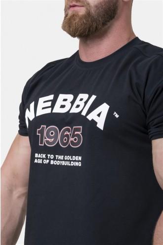 Póló Golden Era 192 - Fekete
