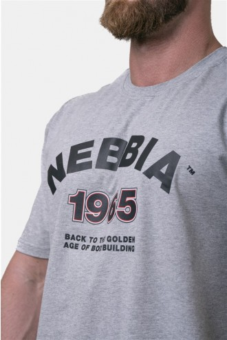 Póló Golden Era 192 - Szürke